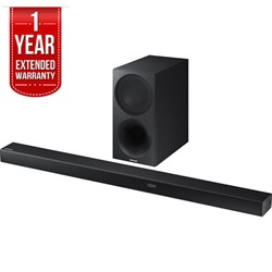 Samsung 340W 3.1ch Soundbar w/ Wireless Subwoofer with 1 ...