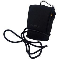Fujifilm Sporty Neoprene Camera Case with Clip and Strap for Finepix XP Cameras FJNCXP