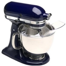 KitchenAid Artisan Series 5-Quart Tilt-Head Stand Mixer in Cobalt Blue - KSM150PSBU KAKSM150PSBU