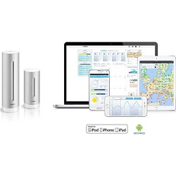 Netatmo Weather Station for iOS and Android Smartphones - NWS01-US
