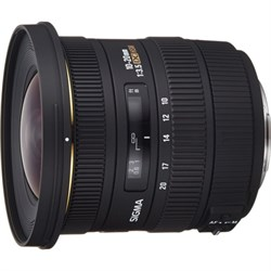 Sigma 10-20mm F3.5 EX DC HSM A-Mount Lens for Sony 202205