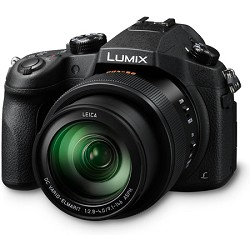 Panasonic LUMIX FZ1000 4K QFHD/HD 20.1MP 16X Long Zoom Bl...