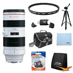 Canon EF 70-200mm F/2.8L USM Lens Exclusive Pro Kit