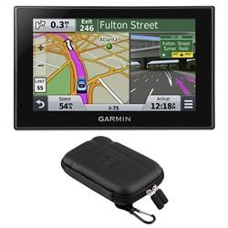 "Garmin nuvi 2599LMTHD Advanced Series 5"" GPS System w Lif..."