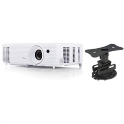 Optoma HD27 1080p 3D Home Theater Projector with Mustang ...