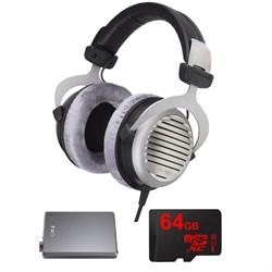 Beyerdynamic DT 990 Premium Headphones 250 OHM w/ FiiO A5...