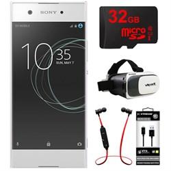 Sony XA1 16GB 5-inch Smartphone, Unlocked - White w/ 32GB...
