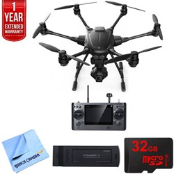 Yuneec Typhoon H RTF Hexacopter Drone with CGO3+ 4K Camer...