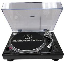 Audio-Technica AT-LP120-USB Direct Drive Professional Ste...