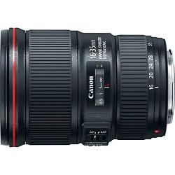 Canon EF16-35mm F4L IS USM Lens
