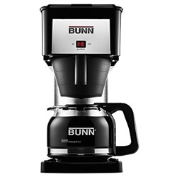 Bunn 10-Cup Classic Home Coffee Brewer - Black (BX-B) BUNNBXB