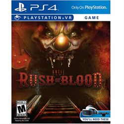 Click here for Sony PlayStation PSVR Until Dawn Rush Blood PS4 prices