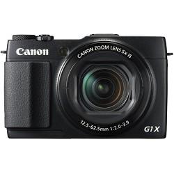 Canon PowerShot G1 X Mark II 12.8MP HD 1080p Digital Camera
