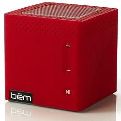 Bem Bluetooth Mobile Speaker for Smartphones Red Manufacturer Refurbished