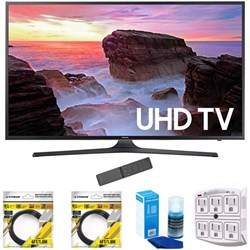"Samsung 55"" 4K Ultra HD Smart LED TV 2017 Model with Clea..."