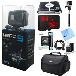 GoPro HERO5 Black Edition Action Camera Ready For Adventu...