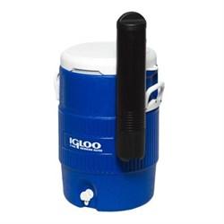 Igloo 5 Gal Seat Top Water Jug Blue IGL42026