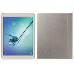 Samsung TAB S2 9.7IN + GOLD BOOK COVER