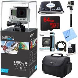 GoPro HERO 4 Black - 4K Action Camera Ready For Adventure...