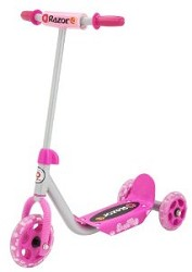 Click here for Razor Lil' Kick Scooter - Pink prices
