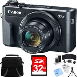 Canon PowerShot G7 X Mark II 20.1MP 4.2x Opt. Zoom Digita...