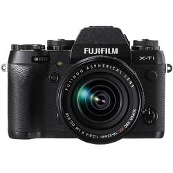 Fujifilm X-T1 16.3MP Full HD 1080p Video Mirrorless Digital Camera with 18-55mm Lens