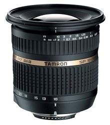 Tamron 10-24mm F/3.5-4.5 Di II LD SP AF Aspherical (IF) Lens For Nikon AF