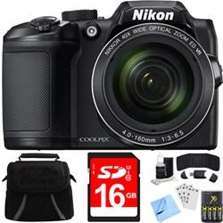 Nikon COOLPIX B500 16MP 40x Optical Zoom Digital Camera (...