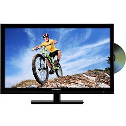 Polaroid 24-inch LED 1080p 60Hz HDTV with DVD Player - 24GSD3000
