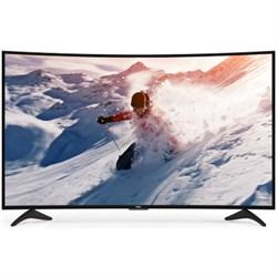 """Haier 65UFC2500 65"""" Class Curved 4K Ultra HD TV (2017 Model)"""
