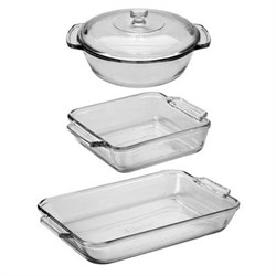 Anchor Hocking 4pc Bake Set ANC82748OBL11