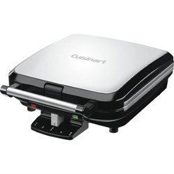 Click here for Cuisinart WAF-150 4-Slice Belgian Waffle Maker  St... prices