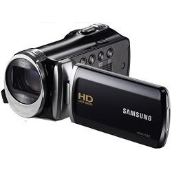 Samsung HMX-F90 52X Optimal Zoom HD Camcorder - Black