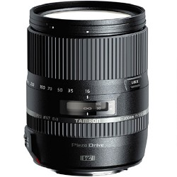 Tamron 16-300mm f/3.5-6.3 Di II PZD MACRO Lens for Sony Cameras