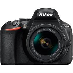 Nikon D5600 24.2MP DX-Format Digital SLR Camera w/ AF-P 1...
