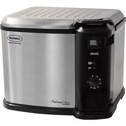 Masterbuilt Butterball Indoor Gen III Electric Fryer Cooker XL Capacity - 23011114