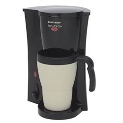 Black & Decker BD BrewNGo 15oz Coffeemaker APPDCM18