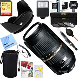 Tamron AF 70-300mm f/4.0-5.6 SP Di USD XLD Lens for Canon...