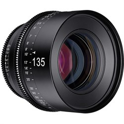 Rokinon Xeen 135mm T2.2 Lens with PL Mount - XN135-PL