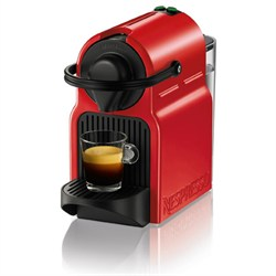 Nespresso Inissia Espresso Maker, Red NESC40USRENE