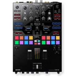 Pioneer DJM-S9 Professional 2-Channel Battle Mixer - Black