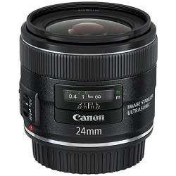 Canon EF 24mm f/2.8 IS USM Lens, CANON AUTHORIZED USA DEA...