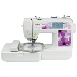 Brother Embroidery Machine 70 Designs - PE525