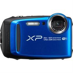 Fuji XP120 Blue Compact Rugged Waterproof Digital Camera