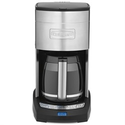 Cuisinart DCC-3650FR Extreme Brew 12-Cup Coffee Maker, Silver - Factory Refurbished CUIDCC3650RB