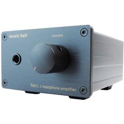 Music Hall HA11.1 high-end Headphone Amplifier, 100-240v ...
