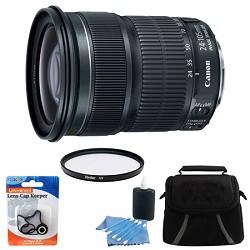 Canon EF 24-105mm f/3.5-5.6 IS STM Camera Lens Bundle