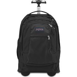 JanSport Driver 8 Wheeled Backpack - Black (TN89)