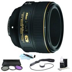 Nikon AF-S NIKKOR 58mm f/1.4G Lens Kit