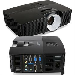 Acer P1387W 4500 Lumens WXGA DLP Projector - MR.JL911.00A ACEMRJL91100A